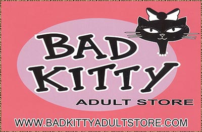 Logo for Bad Kitty